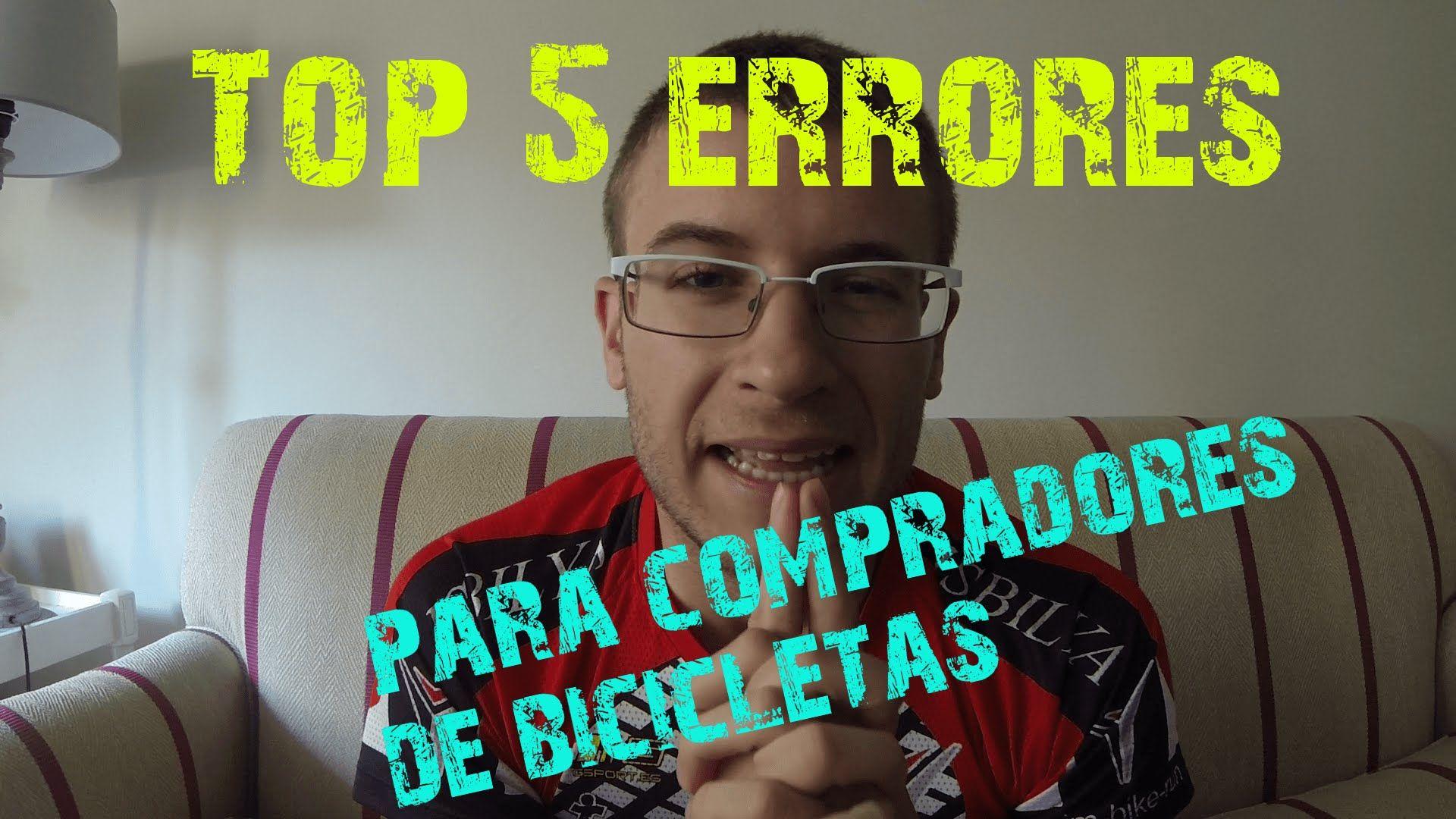 https://youtu.be/BmrdMgBgUB0  En este vídeo cambio un poco la tónica general de lo visto hasta ahora en el canal y hablo sobre los 5 errores más típicos que, de(...)