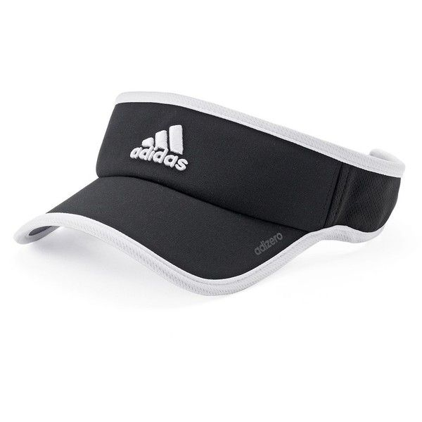 fd2f19482af Women s Adidas Adizero II Visor (18 CAD) ❤ liked on Polyvore featuring  accessories