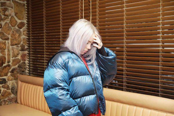 Billie Eilish x SSENSE photoshoot. | Coup De Main Magazine