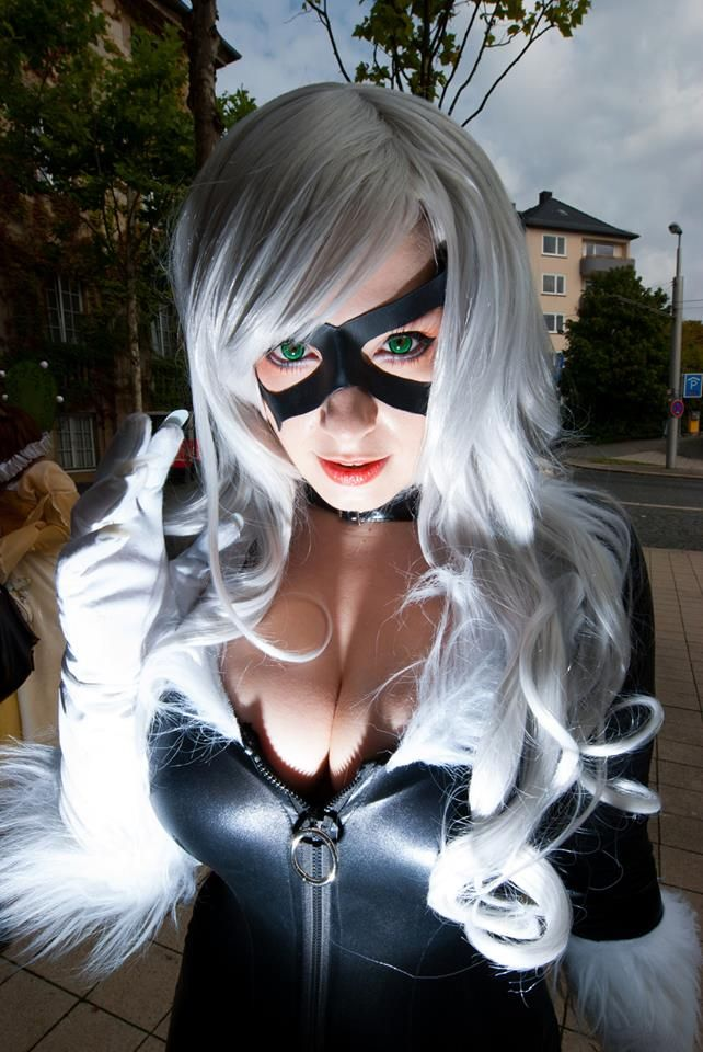 Character Black Cat (Felicia Hardy) / From MARVEL Comics u0027The Amazing & Character: Black Cat (Felicia Hardy) / From: MARVEL Comics u0027The ...