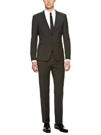 Dolce & Gabbana Pin Stripe Suit