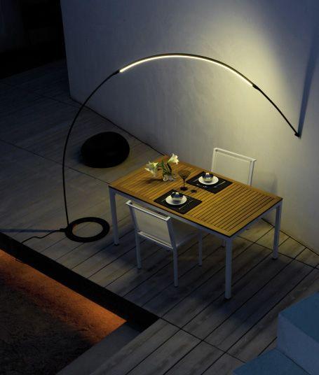 luminaire exterieur halley