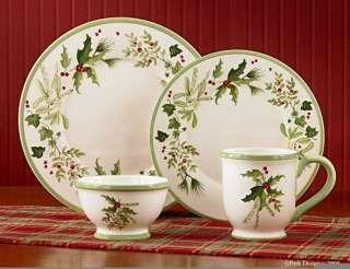 Park Designs Holly u0026 Ivy Dinnerware (Christmas Must Have) NEW & Park Designs Holly u0026 Ivy Dinnerware (Christmas Must Have) NEW | Yule ...