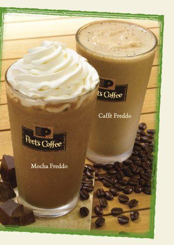 Grind Down To Peet S Coffee And Tea Peets Coffee Coffee Tea Blended Drinks