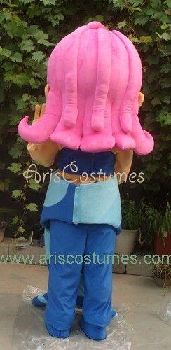 Bubble Guppies Molly-Aris Fancy Dress Costumes Ltd & Bubble Guppies Molly-Aris Fancy Dress Costumes Ltd | Party Ideas ...