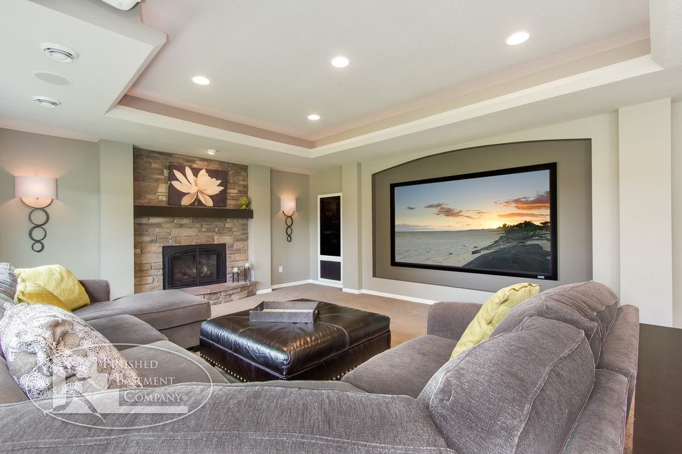 basement remodeling minneapolis. Shorewood Basement - Contemporary Minneapolis Finished Company Remodeling