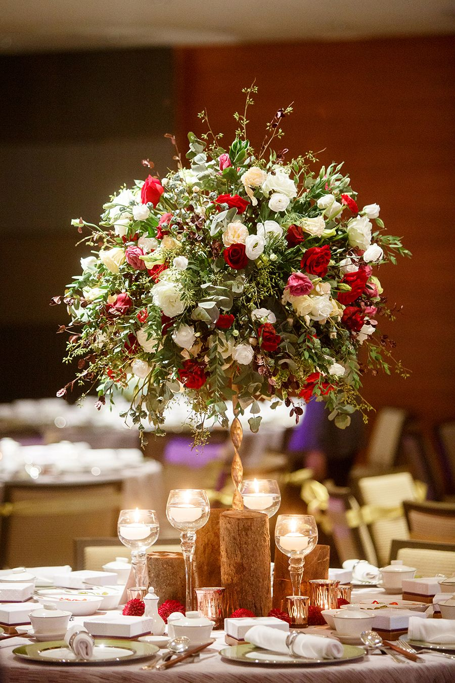 5 Great Tips For Beautiful Wedding Decor On A Budget Wedding