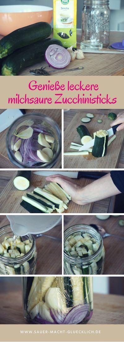 Photo of Fermented zucchini recipe