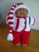 "Let it Snow - 14"" CPK-corrected - Free Original Patterns - Crochetville"