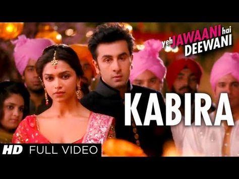Kabira Full Song Yeh Jawaani Hai Deewani Ranbir Kapoor Deepika Padukone Bollywood Movie Songs Hindi Movie Song Bollywood Songs