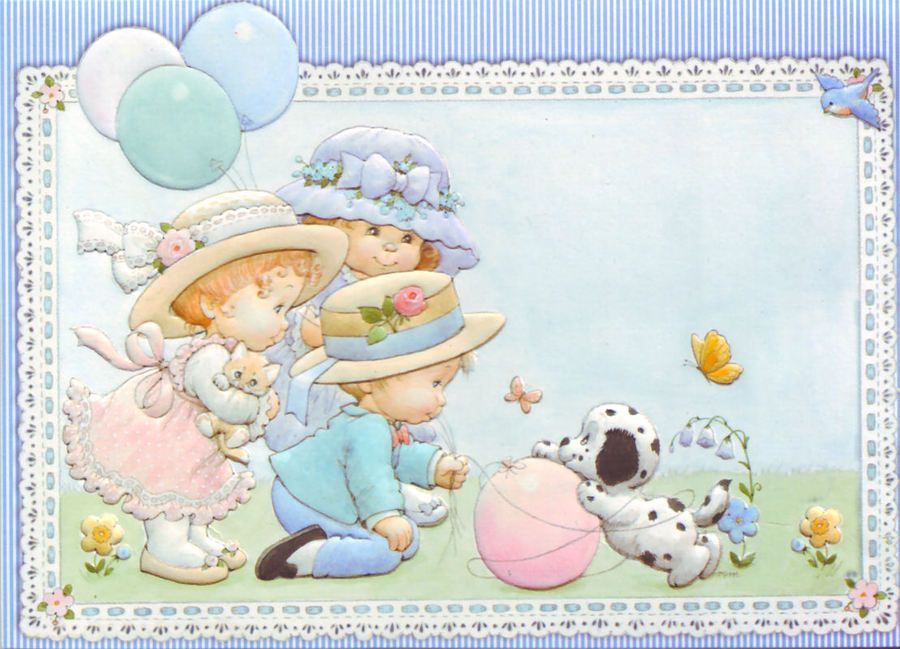 Ruth morehead graphics ruth morehead anivers rio - Papel decoupage infantil ...