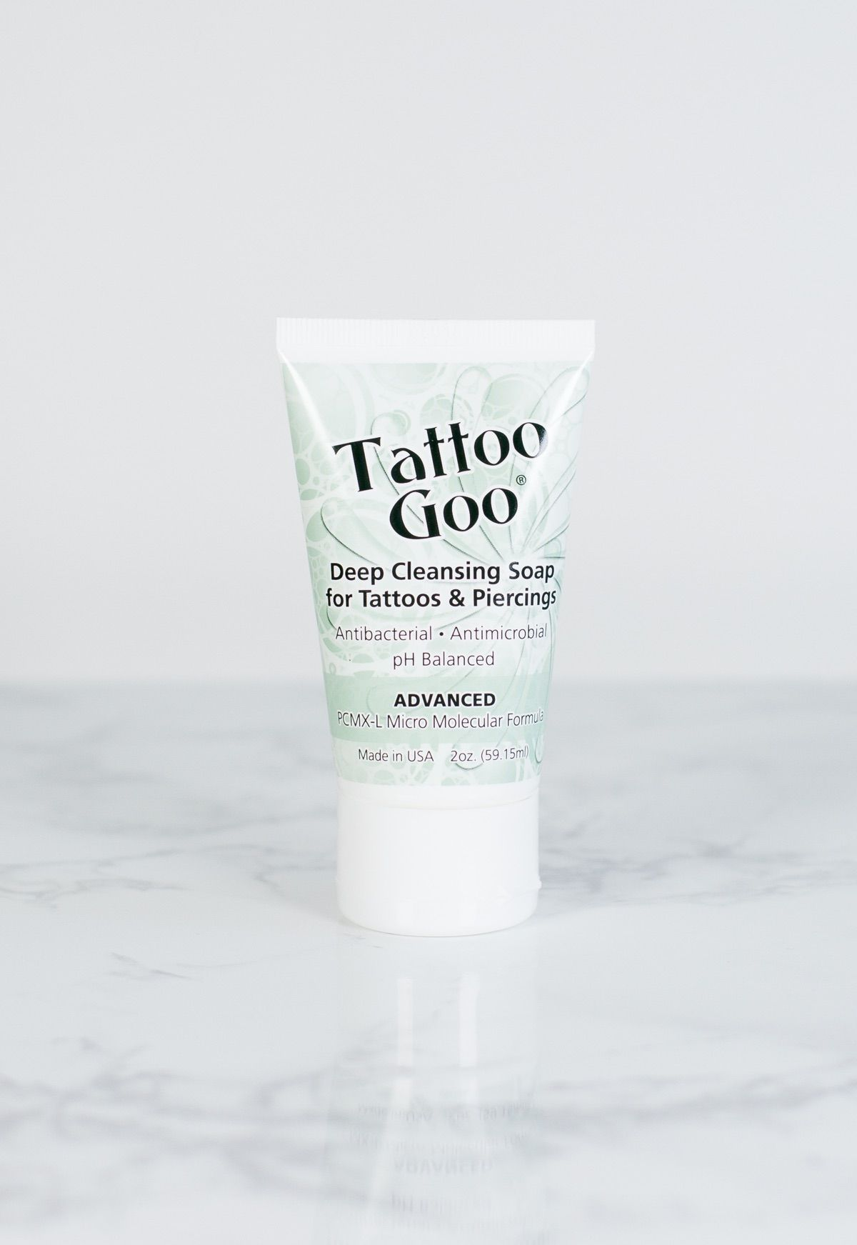 Alcohol Free Deep Cleansing Tattoo Soap Tattoo Goo Deep Cleansing Soap For Tattoos Tattoo Goo