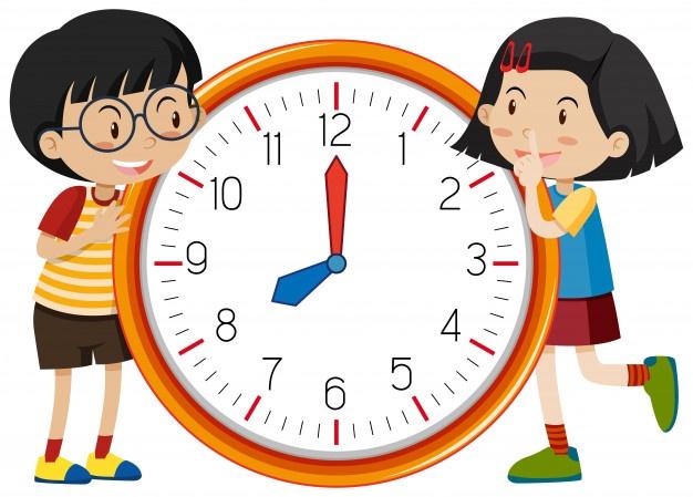 Children Kids Cute Boy Fotos Y Vectores Gratis Reloj Para Ninos Reloj Formatos De Planeacion