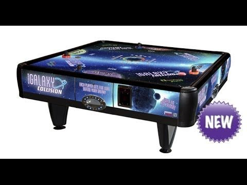 Excellent Barron Games Galaxy Collision 4 Player Air Hockey By Interior Design Ideas Tzicisoteloinfo