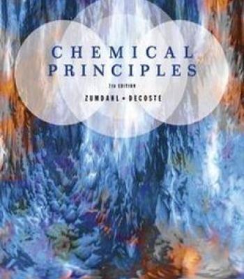 Chemical Principles 7th Edition Pdf Chemistry Pinterest