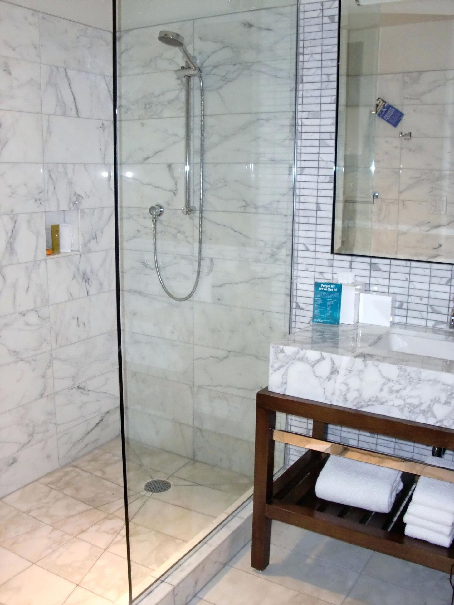11 Solid Evidences Attending Open Shower Design Is Good For Your ...
