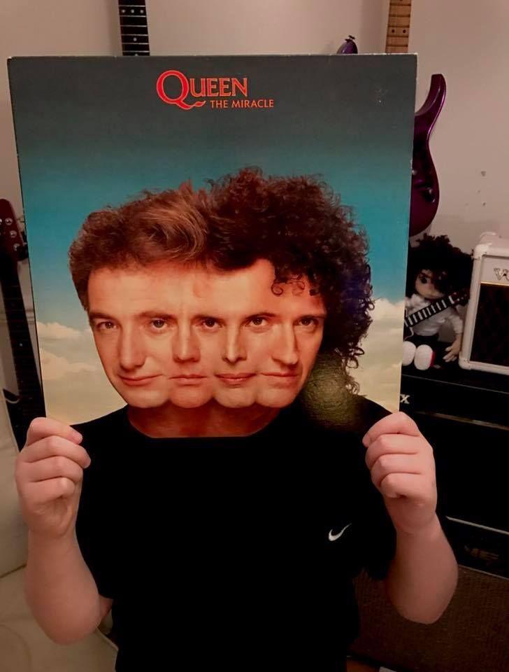 Queen The Miracle Album