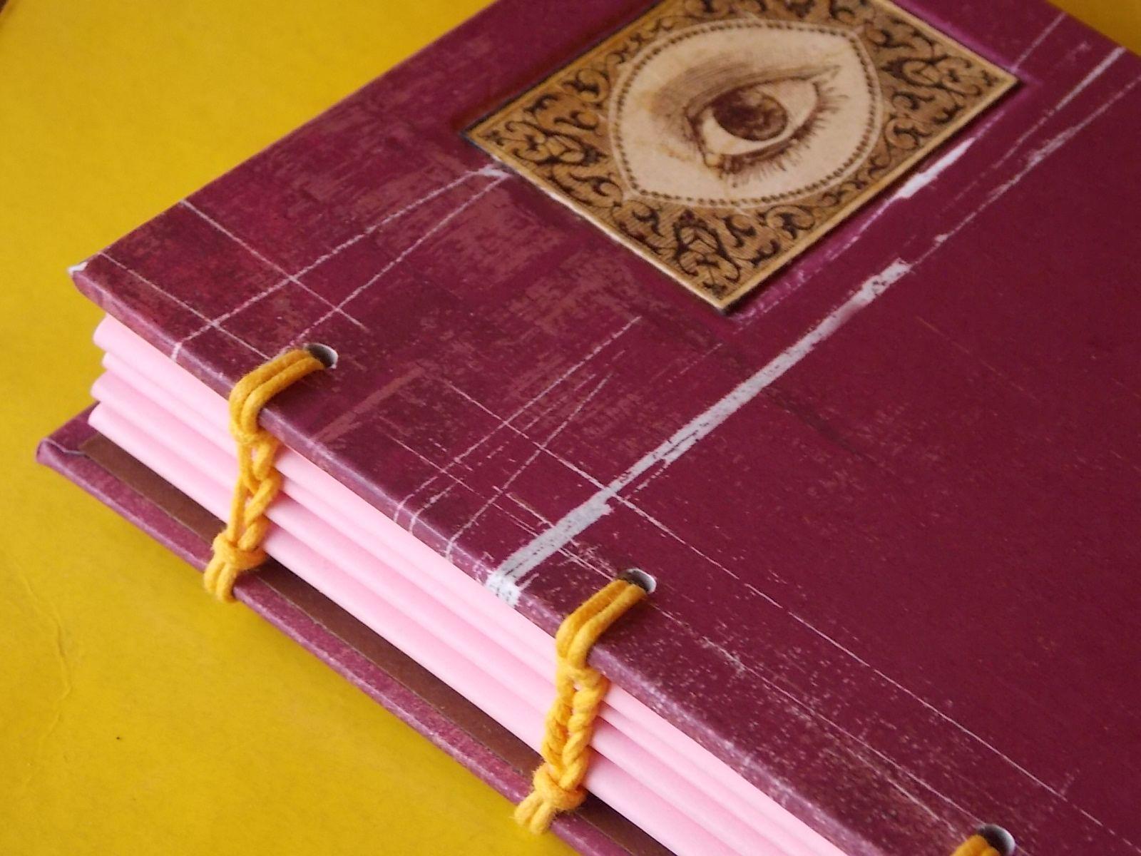 Caderno Mistério!