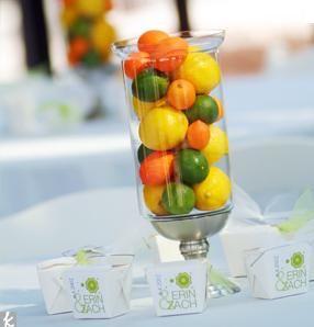 Bridal Elegance: Fruit Centerpiece Ideas - Affordable & Fun ...