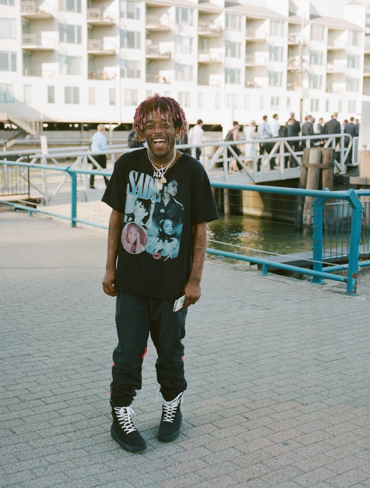 Pin On Style Dreams The enormous appetites of lil uzi vert | gq. pin on style dreams