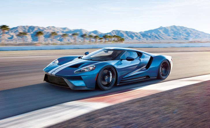 2017 Ford Gt Blue Wallpaper Ford Gt Ford Gt 2017 Ford Gt40