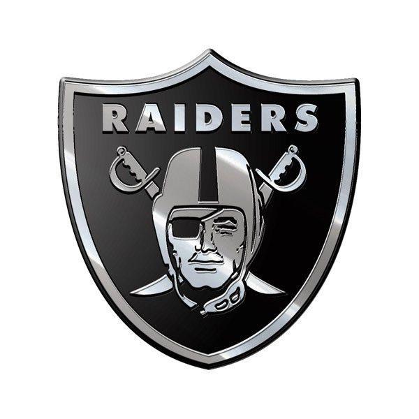 Oakland las vegas Raiders NFL Color Die-Cut Decal Car Sticker truck