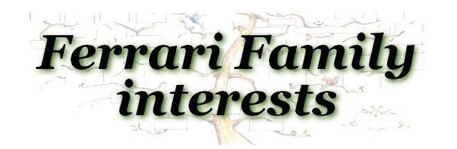 Le persone Famiglia Ferrari sono interessate a cose magnifiche. - #Famiglia #Ferrari #FFinterests