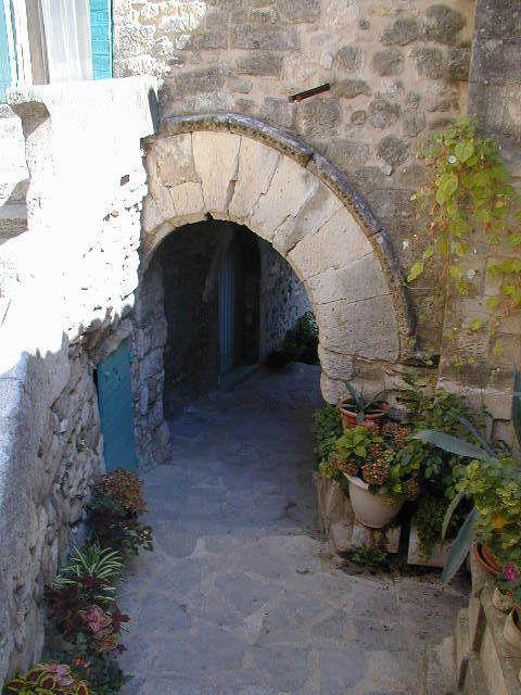 Roman Arch ~ Lacoste, France
