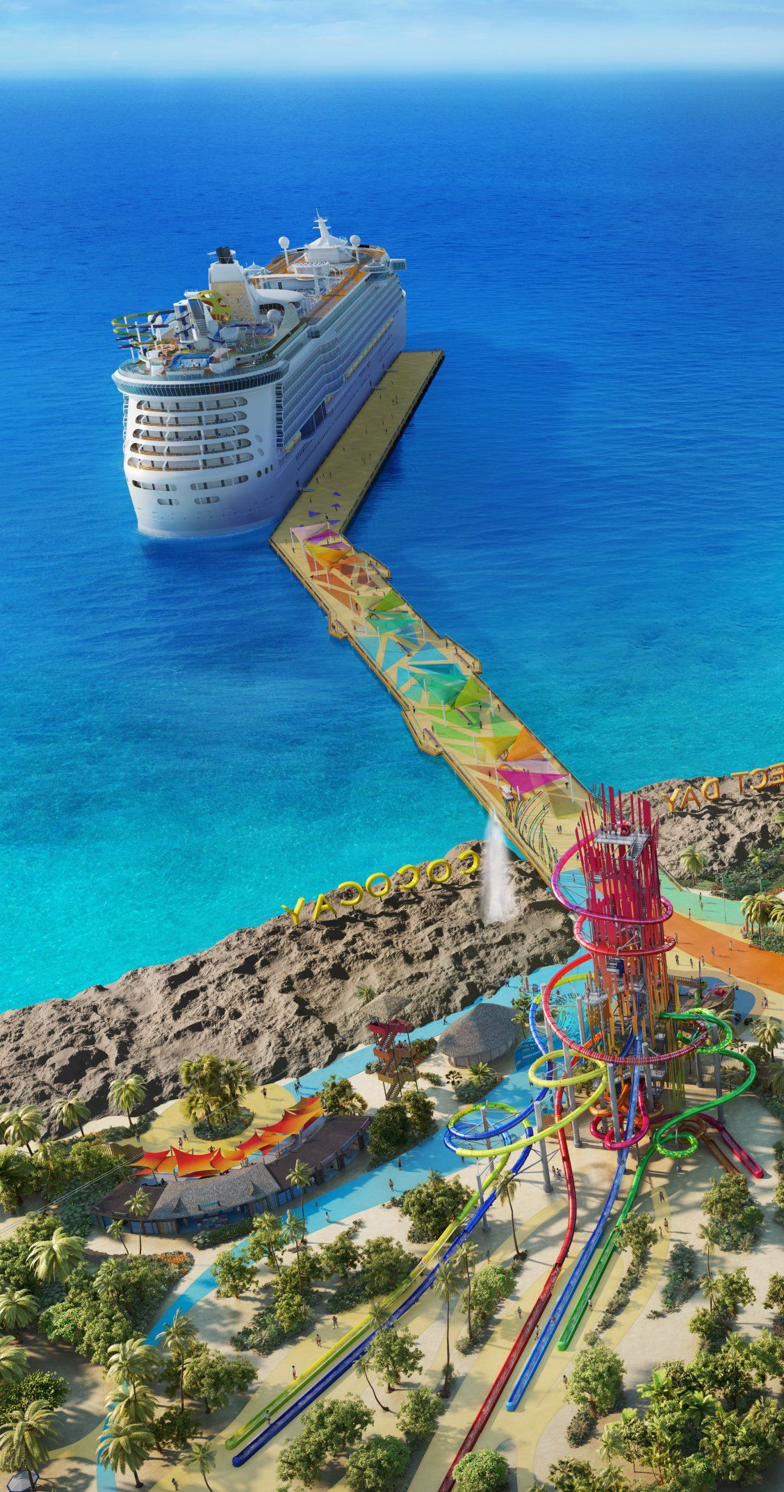 CocoCay, Bahamas | Cruise with Royal Caribbean to the entirely reimagined  private island of CocoC… | Royal caribbean ships, Carribean cruise, Royal carribean  cruise
