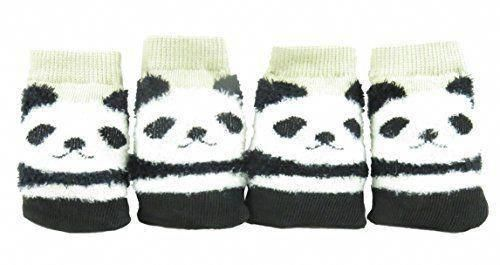 26a5619883f6 Qoo10 - (Daiso) Cute Panda Furniture Chair Leg Socks Floor Protector 3.75 x  2