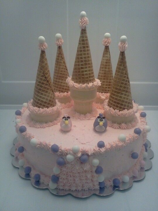 Princess Cake For 2 Year Old With Images Birthday Cake Kids 3