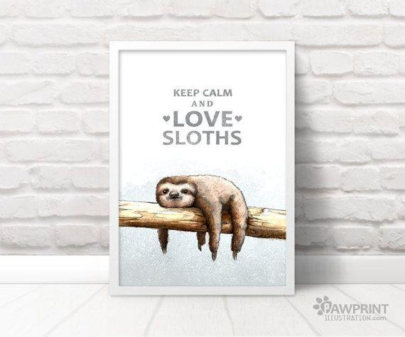 Sloth art \