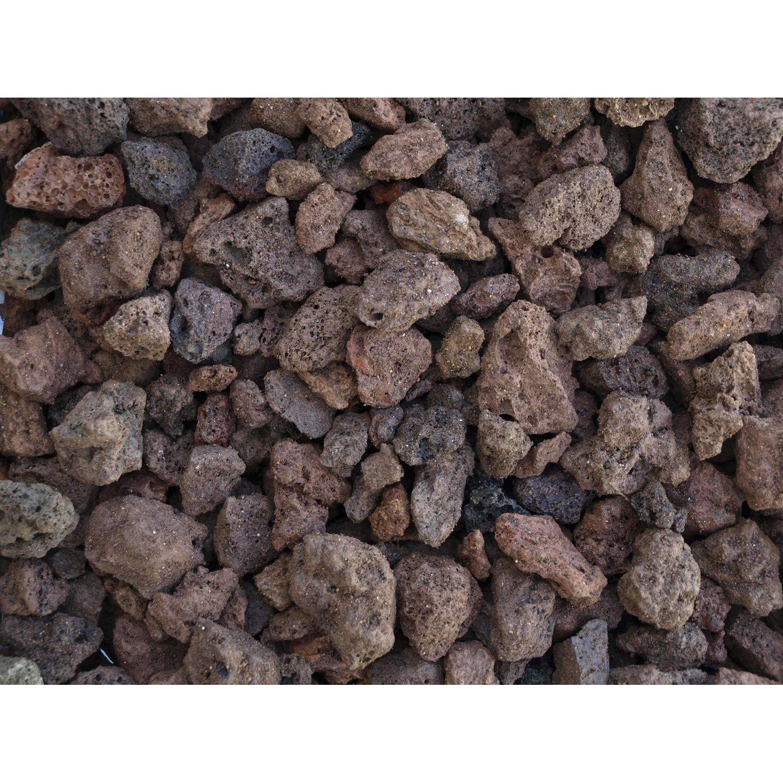 Pouzzolane Pouzzolane Rouge 6 12 Mm 250 Kg Geolia Alimentation Animale Rouge
