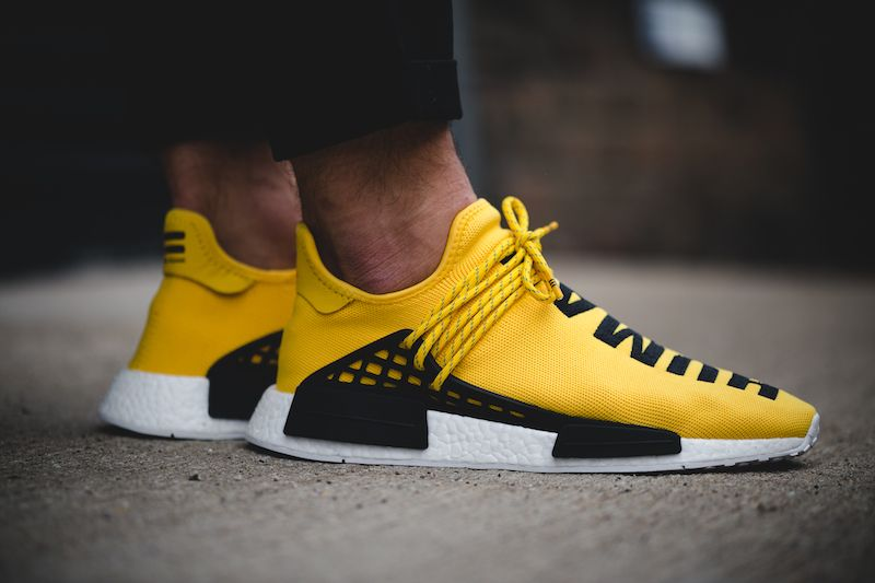 low priced f3b1f 4ee7a Release Information For The Pharrell x adidas NMD Human Race •  KicksOnFire.com