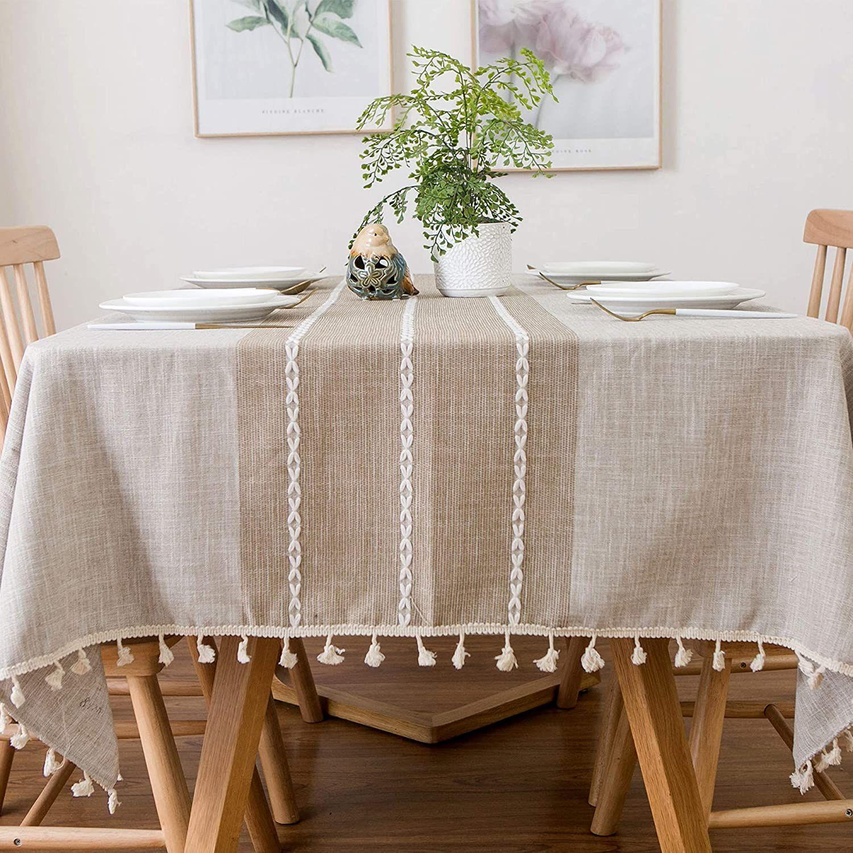 Blumen Tischläufer Tischband Hochzeit Deko Tischdecke Untersetzer Tischsets