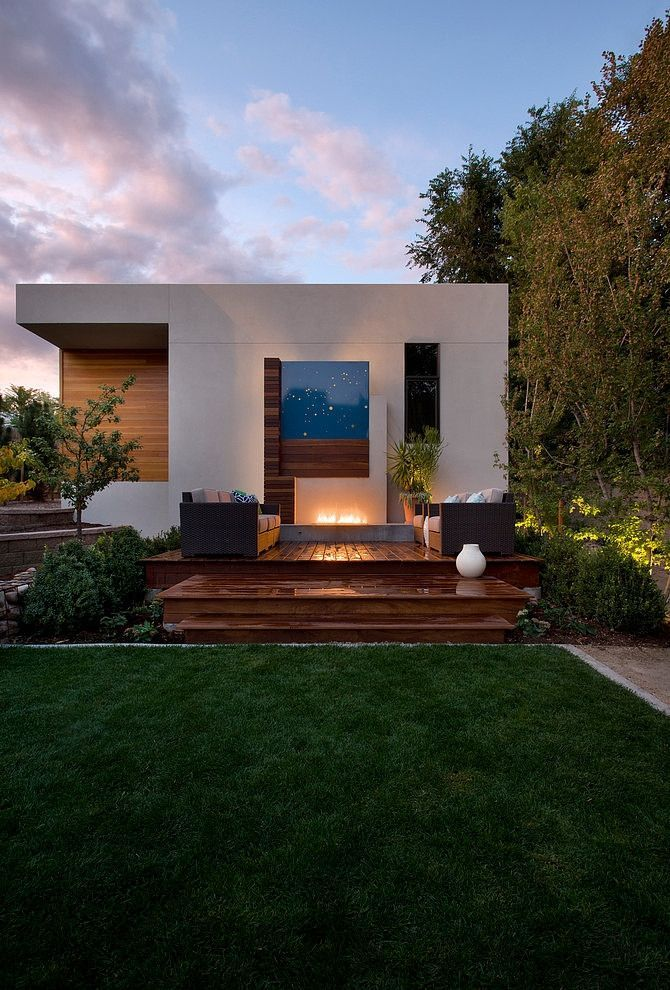 Private Residence By O Interior Design Small Modern Home
