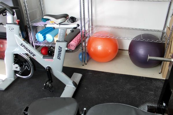 Easy ways to update your home gym the fitnessista fitness
