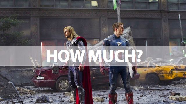 The Damage to NYC in The Avengers Would Cost $160 Billion to Repair