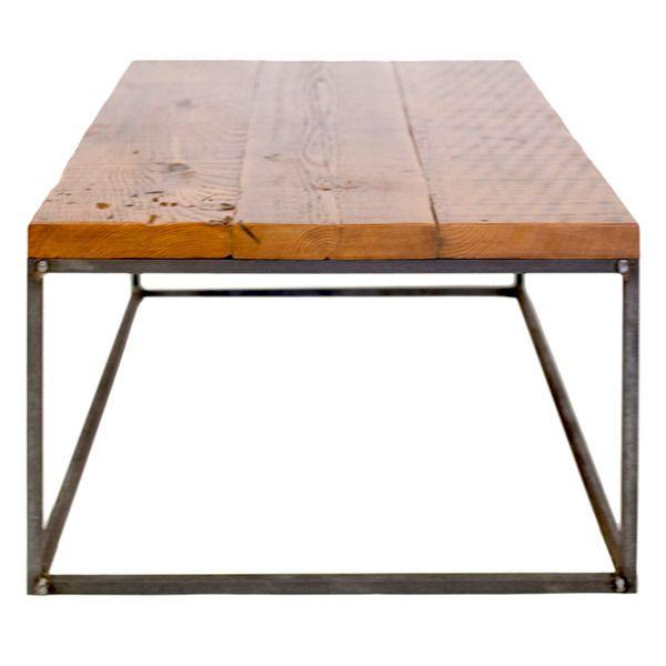 Croft House Modern Reclaimed Wood Furniture Coffee Table Coffee Table Wood Modern Wood Furniture