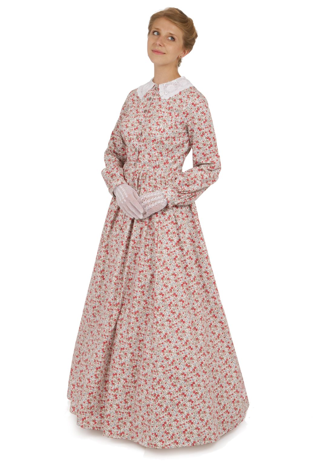 Victorian Pioneer Dress By Recollections | Dalton\'s | Pinterest