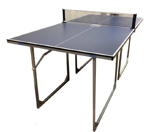 Joola Midsize Table Tennis Table By Joola 179 98 Amazon Com Want A Ping Pong Table For Your Home But Don T Have The Space Turn To Tafeltennis