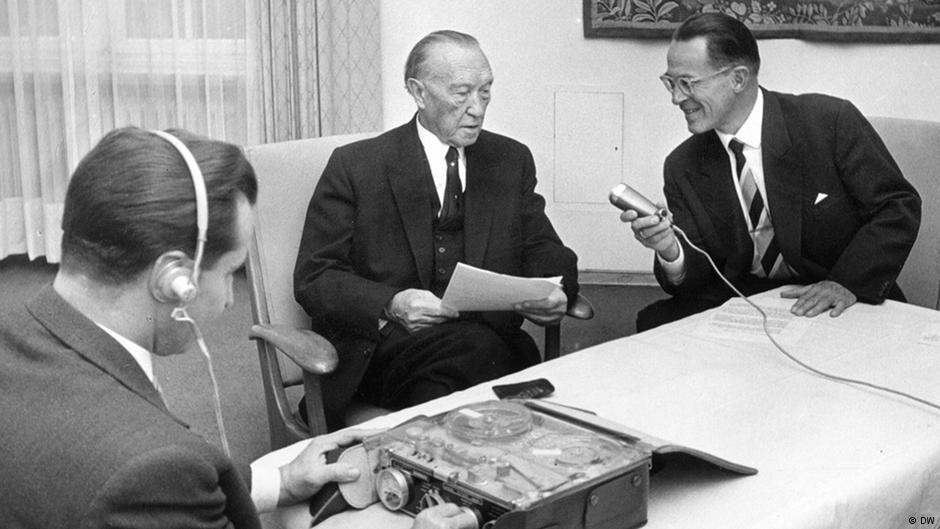65 Aniversario de la Deutsche Welle (con imágenes