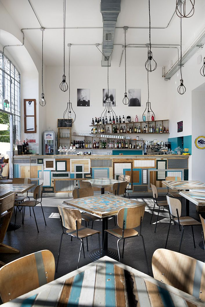 Ostello di design madama hostel bistrot a milano for Corriere arredamento