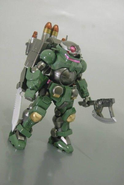 Grimoire Missile Unit ver.OG by Ojan (IND)