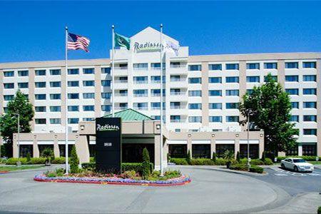 Radisson Hotel Seattle Airport Radisson Hotel Hotel