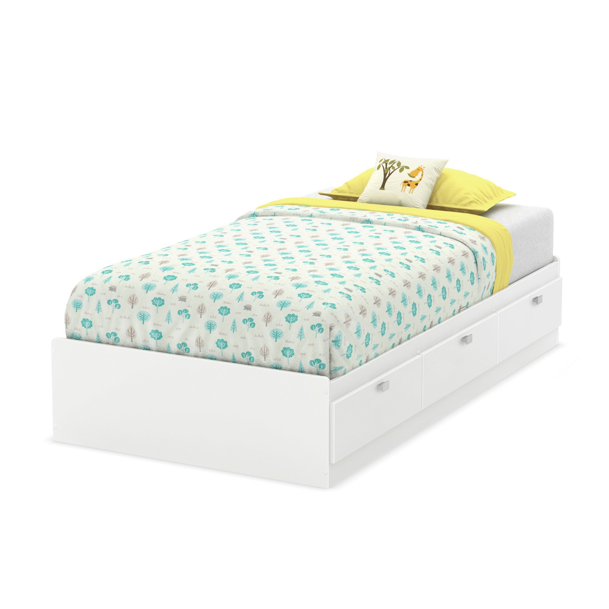 Karma Mate S Bed Box With Storage Kids Twin Bed Kid Beds Pure