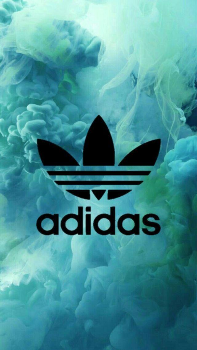Fond D Ecran Adidas Fumee Bleue Iphoneachtergronden Fond Ecran Adidas Fond Ecran Nike Fond Ecran