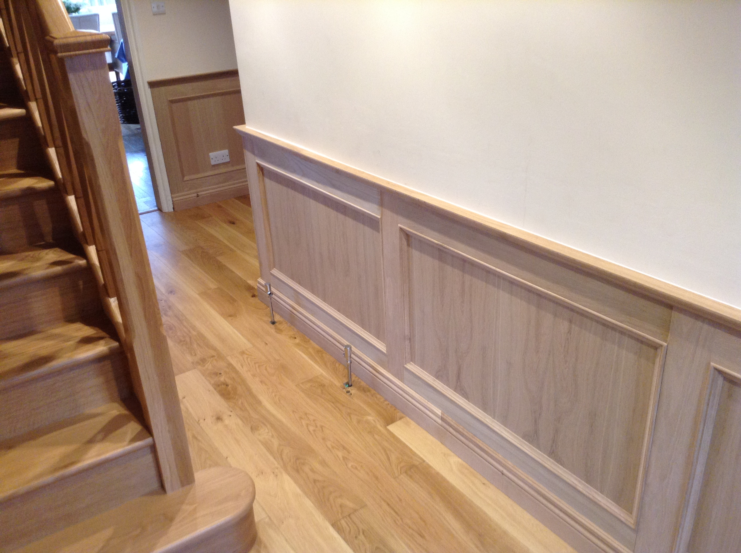 Oak Panelling By Wall Panelling Experts Wooden Wall Panels Wall Paneling Oak Panels