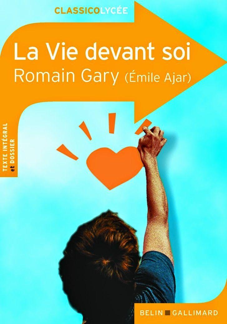 J Ai Lu J Adore La Vie Devant Soi D Emile Ajar Romain Gary Romain Gary Livre La Vie