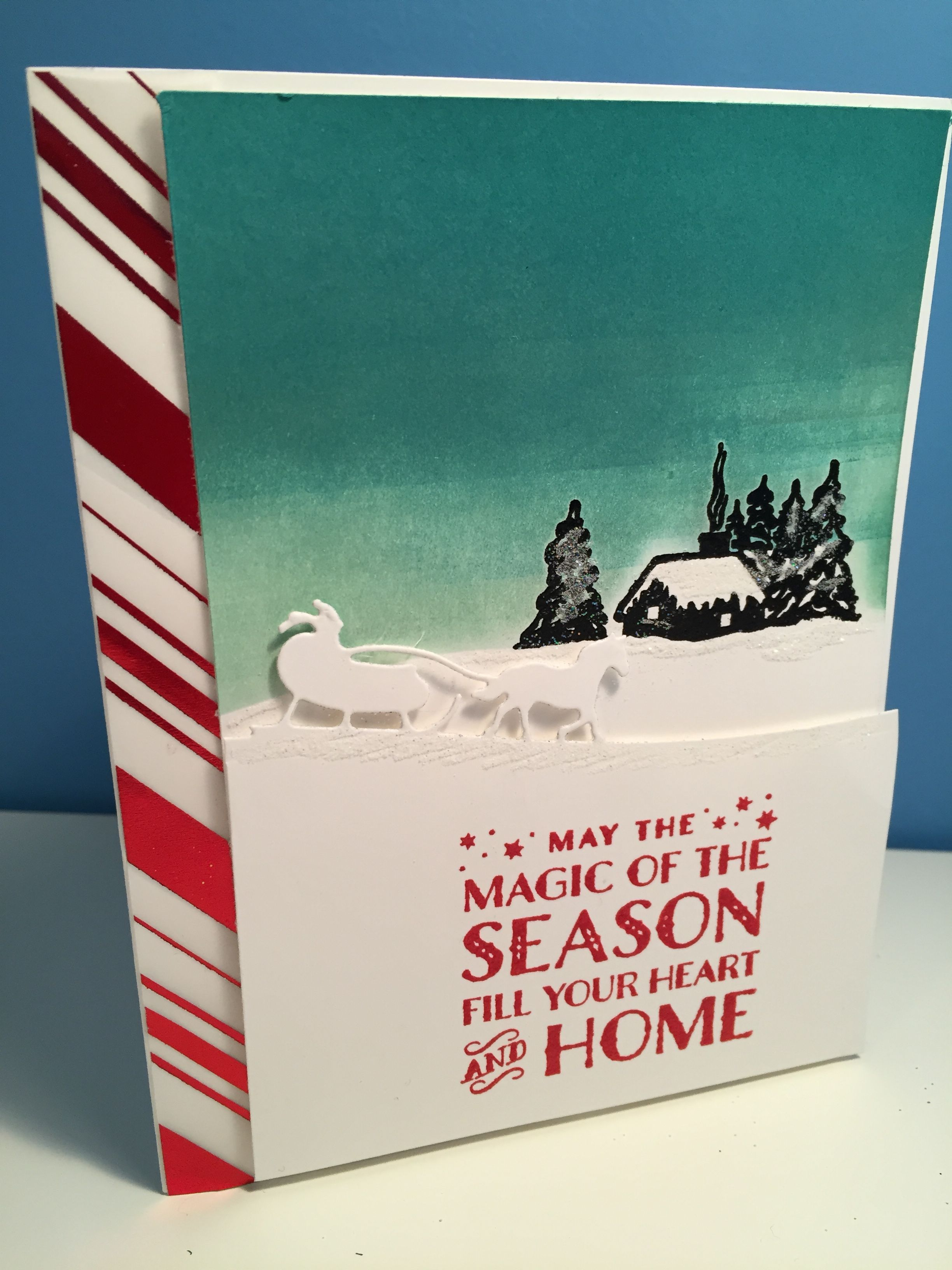 Stampin' Up! Cozy Christmas